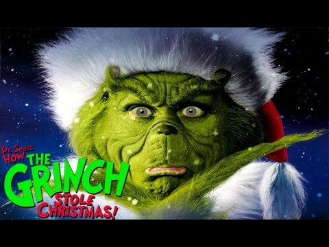 Grinch Stole Christmas 2000