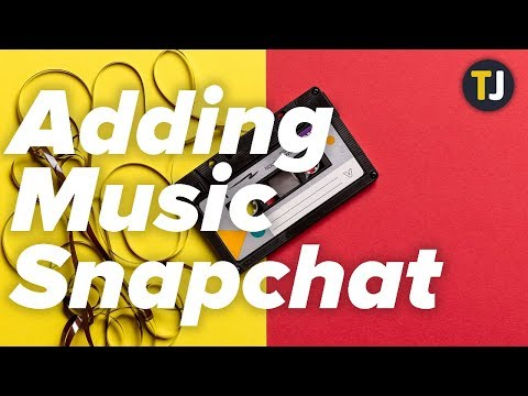 Can You Add Music to Your Snapchat Stories? Mp3