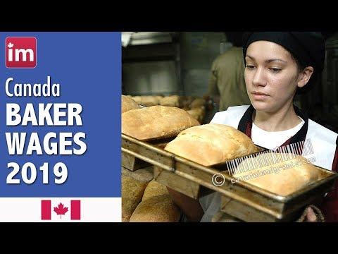Baker Salary In Canada - Jobs In Canada