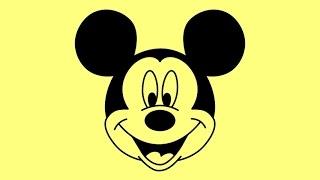 How to draw Mickey Mouse | Как нарисовать Микки Мауса поэтапно карандашом(How to draw Mickey Mouse | Как нарисовать Микки Мауса поэтапно карандашом | Як намалювати Міккі Мауса | Cómo dibujar de Mickey..., 2015-01-11T01:33:03.000Z)