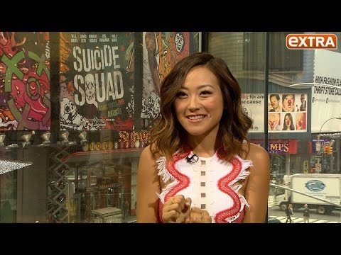 How Jared Leto Freaked Out Karen Fukuhara When They First Met on 'Suicide Squad'