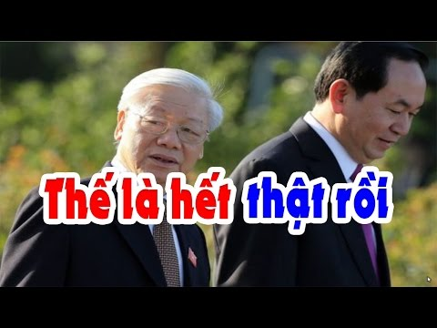 Nóng: Hội nghị Tw5, Trần Đại Quang sẽ loại bỏ Nguyễn Phú Trọng, ung dung lên làm Tổng thống? [108Tv]