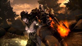 GOD OF WAR GHOST OF SPARTA GOD MODE BONUS PLAY 04 - ERINNI