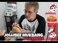 FOREIGNER TASTING JOLLIBEE IN PHILIPPINES!😊JOLLIBEE MUKBANG!