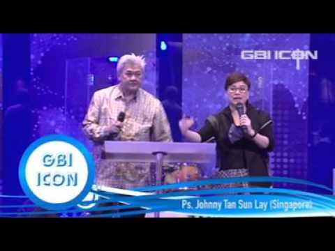 Ps Johnny Tan Sun Lay, Singapore GBI ICON