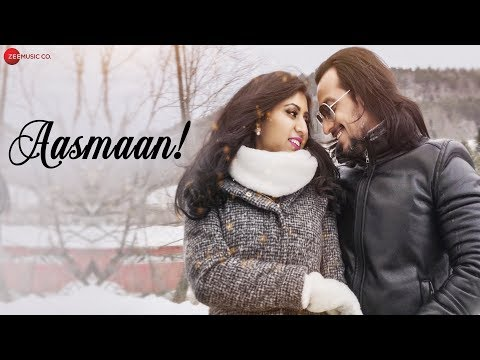 Aasmaan - Official Music Video | Javed Pathan, Gunjan Kuthiala | Priyasi | Prateek Gandhi | NRILIFE