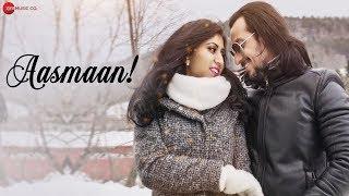 Aasmaan - Official Music Video | Javed Pathan, Gunjan Kuthiala | Priyasi | Prateek Gandhi | NRILIFE