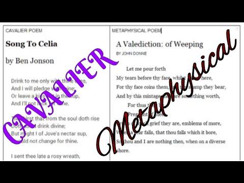 Metaphysical Poems 6