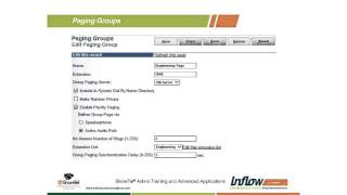 How to Set Up Paging Groups with ShoreTel