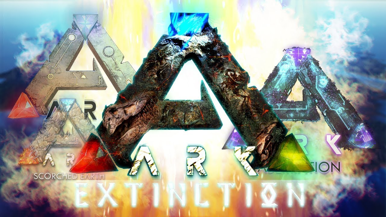 ARK Extinction DLC! 100% PROOF We Are Going To EARTH & THE ...