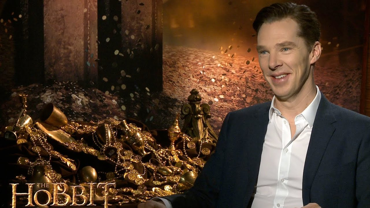 Benedict Cumberbatch describes playing the bad guy for The ...