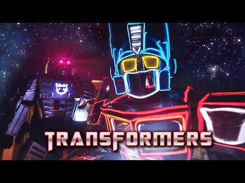 transformers---optimus-prime-vs-megatron-epic-cosplay---transformers-song-|-screen-team