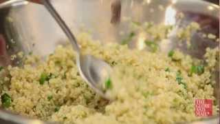 Cooking With Quinoa: An Easy Weeknight Side Dish