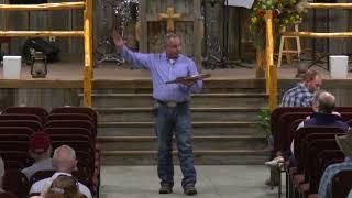 CCEC, October 10, 2021,  Pastor Werth Mayes