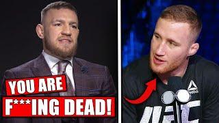 Conor McGregor GOES OFF on Justin Gaethje after UFC 249! - Dana White, UFC Jacksonville