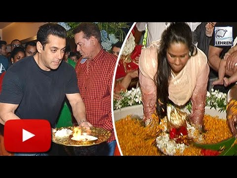 (Video) Salman Khan's Ganpati Visarjan...