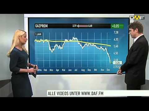 Gazprom, Rosneft, OMV und Royal Dutch Shell im Check