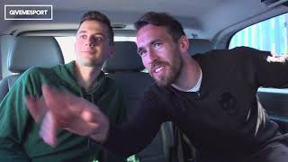 London to Leicester with Premier League champion Christian Fuchs | GiveMeSport
