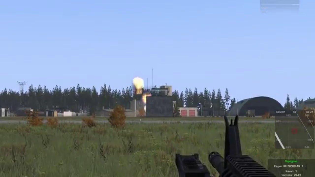 Базовый гайд по добавлению своего оружия в ARMA 3
