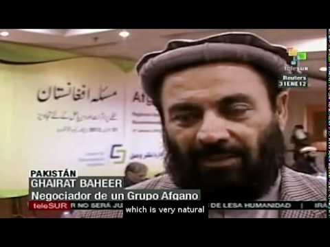 Afghan resistance demands the withdrawal of invading troops