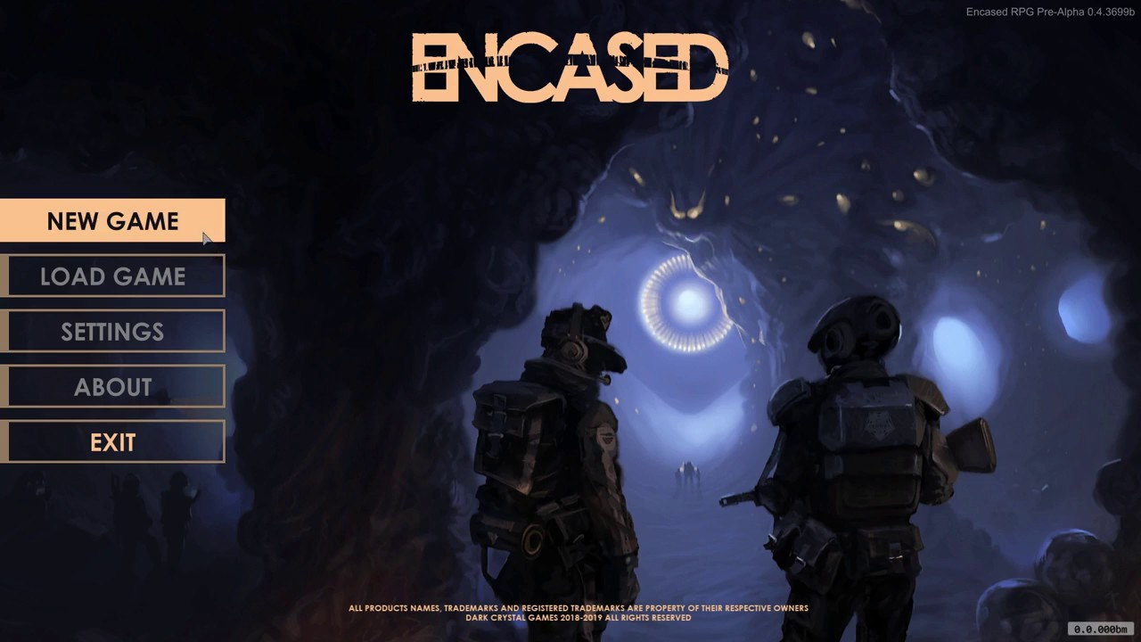 Encased — old school isometric turn-based RPG by Dark Crystal Games