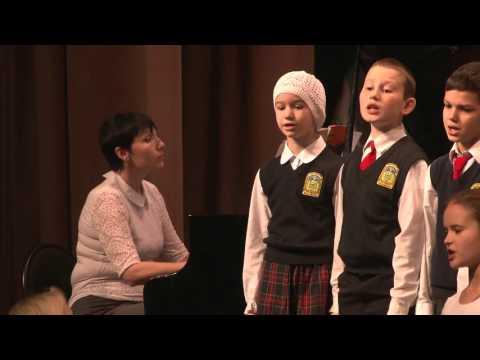 Репортаж о 15-летии Православной гимназии