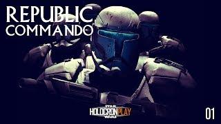 Republic Commando - Rodzimy się i jazda [HOLOCRON PLAY]