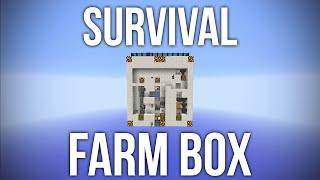 Minecraft: Survival Farm Box - 9 Automatic Farms for Survival Minecraft
