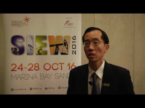 SIEW 2016 Theme Launch: Mr Ng Wai Choong, Chief Executive, Energy Market Authority (1/2)