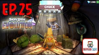 ANGRY BIRDS EVOLUTION - YELLOW EXCAVATION - YELLOW BRAWL - HATCHING 30+ PREMIUM EGGS - GET CHUCK