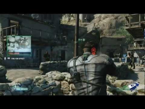 Best Of E3 2012 Awards - Best Third Person Shooter