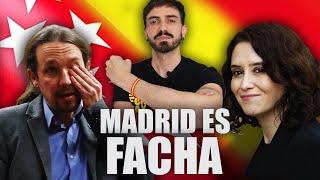 MADRID es FACHA: La IZQUIERDA hace el RIDÍCULO | InfoVlogger