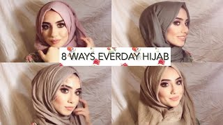 3 Hijabs Only Crinkled Material Youtube