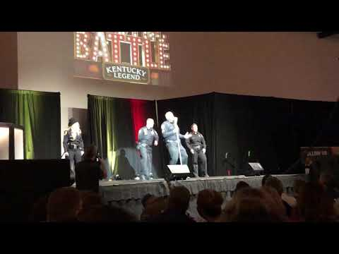 Owensboro Police Department 2019 Puzzle Pieces Lip Sync Battle