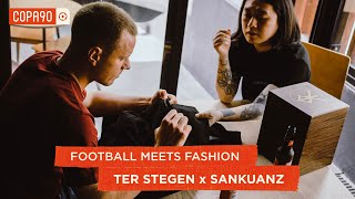 Football and Fashion Kings Collaborate | With Marc-André ter Stegen and Budweiser