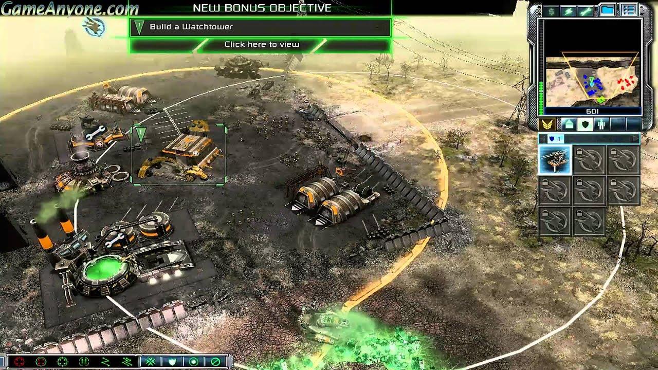 Command and Conquer 3 Tiberium Wars - Descargar