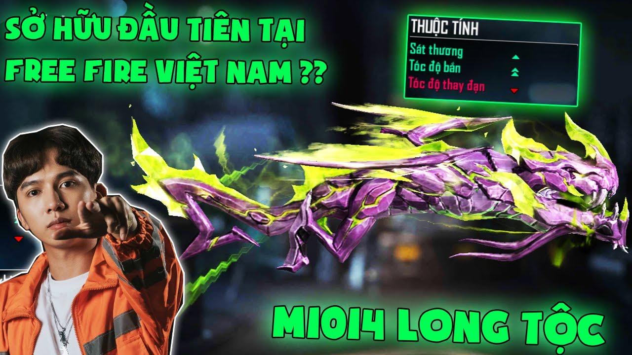 [Free Fire] Thử Thách T Gaming Sở Hữu Súng M1014 Long Tộc Vip Nhất Đầu Tiên Free Fire Việt Nam ??