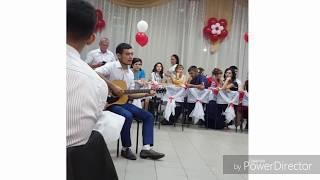 """Поздравление на свадьбу. Братик исполняет песню """"Ҡоштар һанайым """" на башкирском языке/ башкортса йыр"""