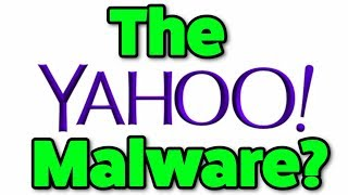 THE YAHOO POWERED MALWARE? - Virus Investigations 42
