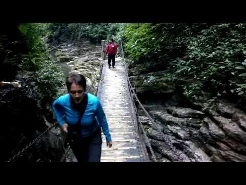 Sitting Dragon Gorge (坐龙峡), China