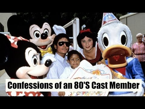 Confessions of an 80's Disneyland Cast Member