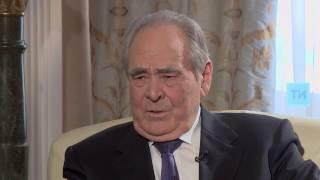 Минтимер Шаймиев о Рустаме Минниханове: «Это – судьбоносная личность»