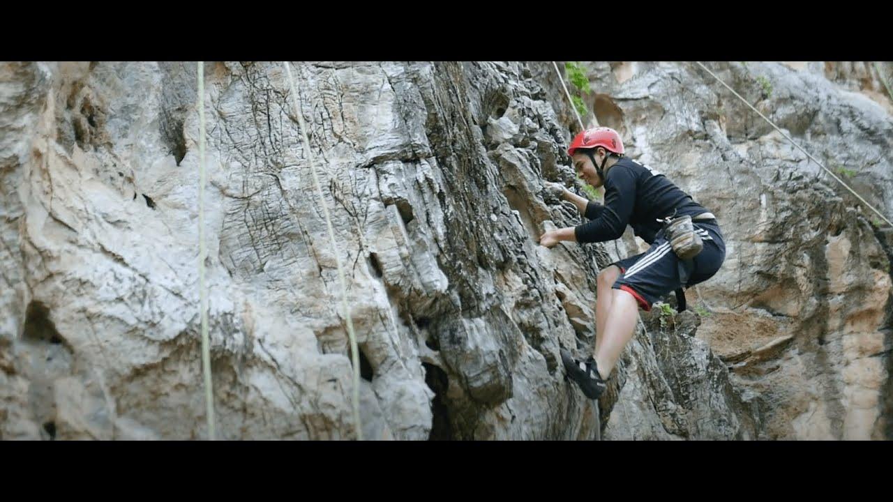MOA Climbing Video 45 sec