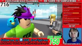 ROBLOX LIVE STREAM - RANDOM GAMES!!
