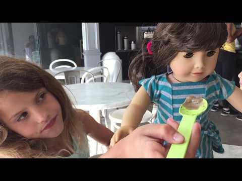 Chloe's American Girl Doll Channel Promo