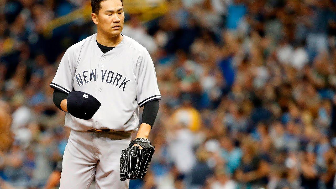 Yankees' Masahiro Tanaka terrible again in loss to Rays | Rapid reaction