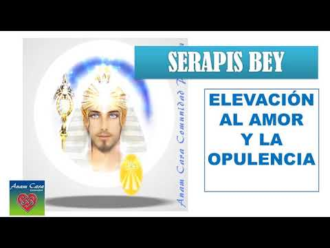 decretos-a-serapis-bey-ascension🌟-al-amor-y-opulencia