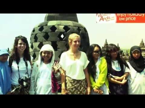 Dokumentasi wisata anda travel