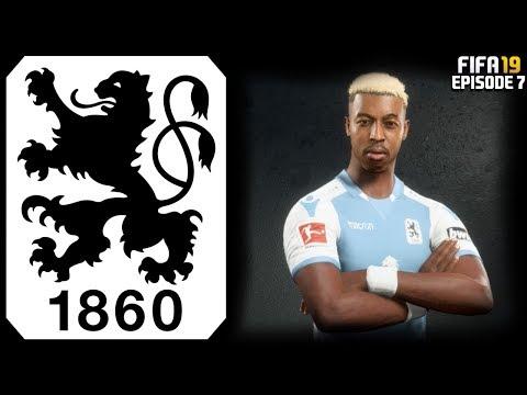 FIFA 19 CAREER MODE 1860 MUNCHEN RTG - #7 CHAMPIONS LEAGUE!!