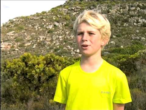 11 year old Giles Clarke set to make history